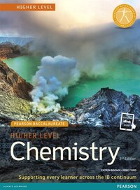 Chemistry Higher Level - Print And Etext Bundle
