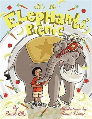 It's The Elephants' Picnic de Ronit Elk