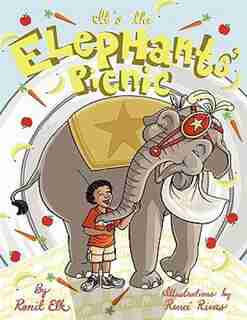 It's The Elephants' Picnic by Ronit Elk