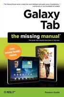 Galaxy Tab: The Missing Manual: Covers Samsung Touchwiz Interface