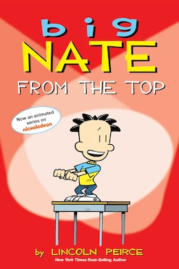 Book Big Nate: From The Top by Lincoln Peirce