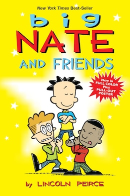Book Big Nate and Friends by Lincoln Peirce