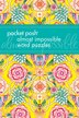 Pocket Posh Almost Impossible Word Puzzles by The Puzzle Society