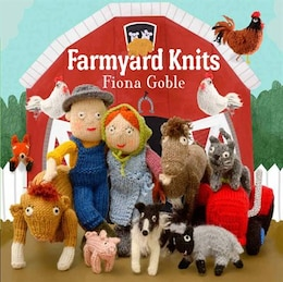 Book Farmyard Knits by Fiona Goble