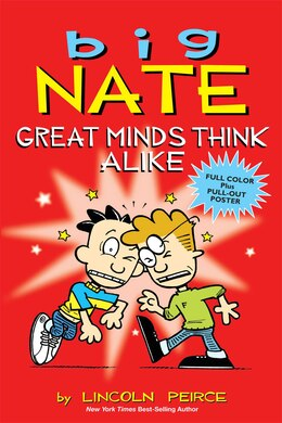 Book Big Nate: Great Minds Think Alike by Lincoln Peirce