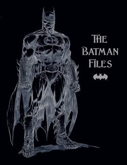 Book The Batman Files by Matthew Manning
