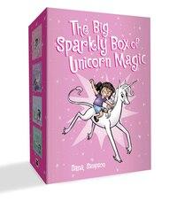 The Big Sparkly Box of Unicorn Magic: Phoebe and Her Unicorn Box Set Volume 1-4