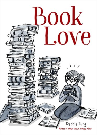 Book Love by Debbie Tung