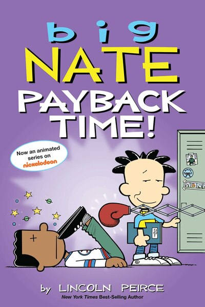 Big Nate Payback Time Book By Lincoln Peirce Paperback