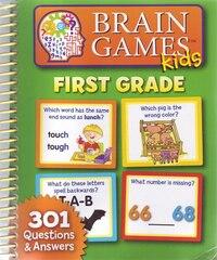 Brain Games Kids First Grade