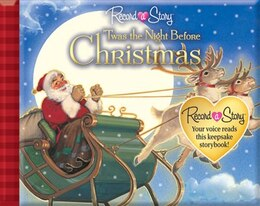Book Record A Story:  Christmas by Publications International