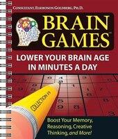 Book BRAIN GAMES 9 by Publications International
