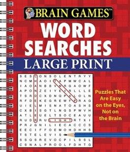Brain Games Lp Word Searches