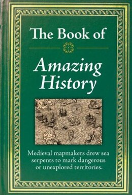 Book BK OF AMAZING HISTORY by Publications International