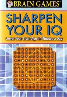 Brain Games Sharpen Your Iq