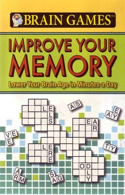 Book Brain Games Improve Your Memory by Na