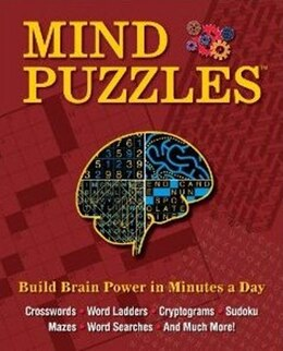 Book MIND PUZZLES 2 by Publications International