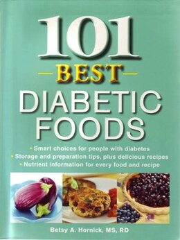 Book 101 Best Diabetic Foods by Publications International