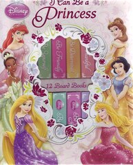 My 1st Library I Can Be A Princess