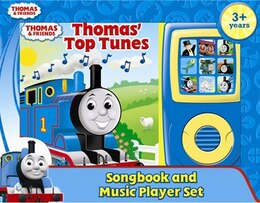 Book BK & MUSIC PLAYER THOMAS by W. Awdry Reverend