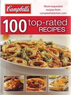 CAMPBELLS 100 TOPRATED RECIPES