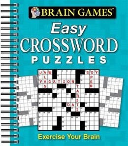 Book EASY XWORD PUZZLES by NA