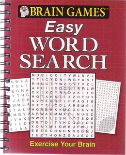 Book EASY WORD SEARCH by Publications International