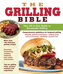 Book GRILLING BIBLE by Publications International