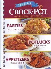 3 In 1 Crock Pot Parties Potlucks Appeti