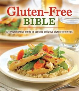 Book Gluten Free Bible by The Editors Of From