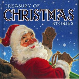 Book Treasury Of Christmas Stories by FROM THE EDITORS OF
