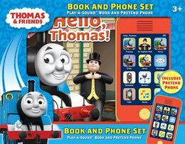 Book BK & PHONE SET THOMAS & FRIENDS by NA