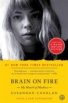 Book Brain on Fire: My Month of Madness by Susannah Cahalan