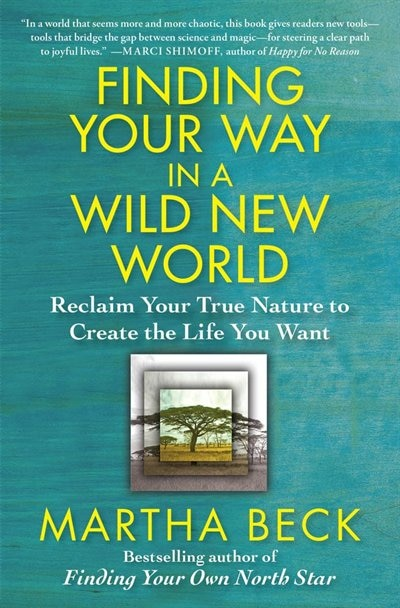 Finding Your Way in a Wild New World: Reclaim Your True Nature to Create the Life You Want by Martha Beck