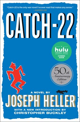 Book Catch-22: 50th Anniversary Edition by Joseph Heller