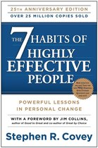 Book The 7 Habits of Highly Effective People: Powerful Lessons in Personal Change by Stephen R. Covey
