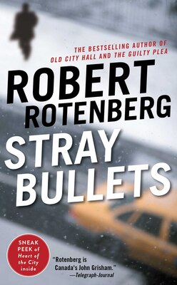 Book Stray Bullets by Robert Rotenberg