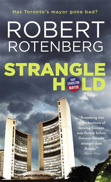 Stranglehold by Robert Rotenberg