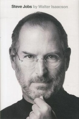 Book Steve Jobs: A Biography by Walter Isaacson