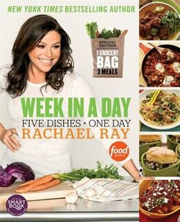 Book Week in a Day by Rachael Ray