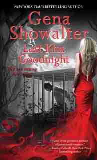 Last Kiss Goodnight: An Otherworld Assassin Novel by Gena Showalter