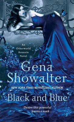 Book Black and Blue by Gena Showalter