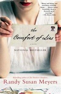 Book The Comfort of Lies: A Novel by Randy Susan Meyers