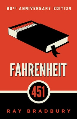 Book Fahrenheit 451: A Novel by Ray Bradbury