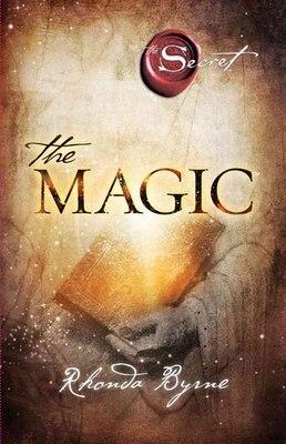 Book The Magic by Rhonda Byrne