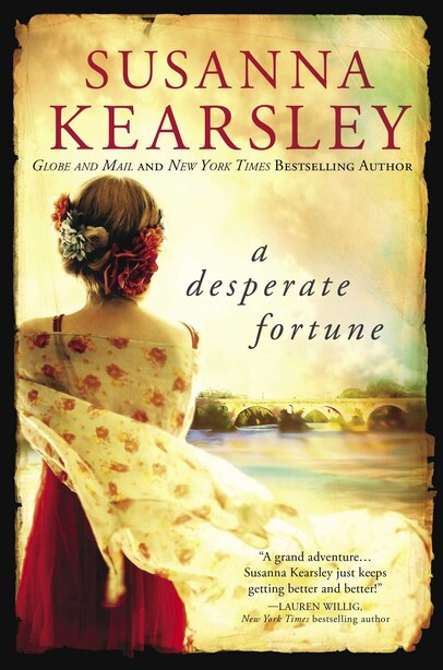 A Desperate Fortune by Susanna Kearsley
