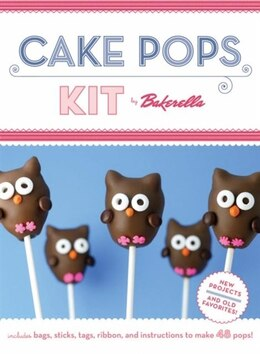 Book Cake Pops Kit by Bakerella