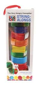 The World Of Eric Carle The Very Hungry Caterpillar String-alongs