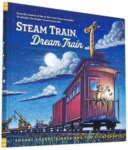 Book Steam Train, Dream Train by Sherri Duskey Rinker