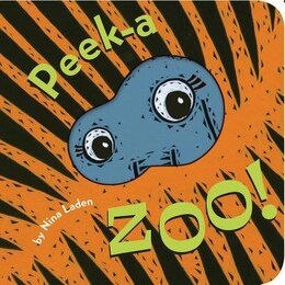 Book Peek-A-Zoo! by Nina Laden